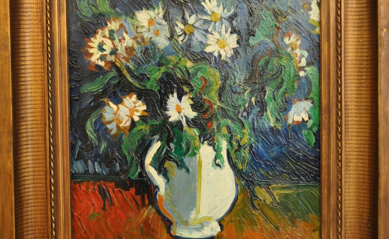 <span>fleurs:</span> NOURRY Michel&lt;br /&gt; 1927 - 2006 &lt;br /&gt; PEINTRE DE LA VIENNE